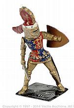 Richard Courtenay - Foot Knight, King Edward