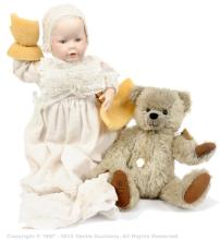 PAIR inc Robin Rive Countrylife Teddy 2000, LE