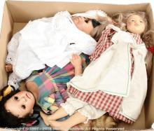 GRP inc Modern artist's dolls: (1) Gotz Karin