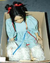 Annette Himstedt Kima doll, missing certificate