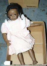 Annette Himstedt Sanga doll, missing certificate