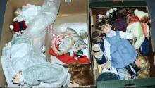 GRP inc Modern artist's dolls: (1) Little Red