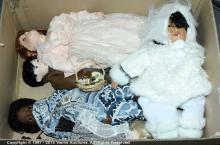 Modern artist's dolls: (1) Philip Heath