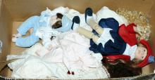 Modern artist's dolls: (1) Parker People