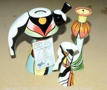 GRP inc Lorna Bailey Art Ware/Studio Pottery