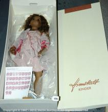 Annette Himstedt Natiti doll, 2005, LE377