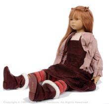 Annette Himstedt Greta doll, 2004, LE277