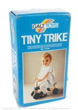 Galt Toys wooden Tiny Trike, Mint- unassembled