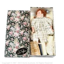 Ruth Treffeisen Lisa collectors doll, Limited