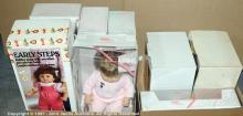 GRP inc Gotz, Zapf Creation boxed doll  Includes