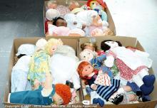 QTY inc Dolls vinyl dolls  Palitoy Tiny Tears