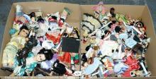 QTY inc Large quantity of National Costume
