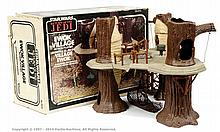 Kenner Ewok Village Playset, complete