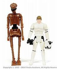 PAIR inc Kenner Star Wars vintage 3 3/4