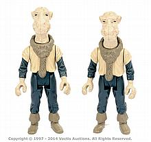 PAIR inc Palitoy/Kenner Star Wars Yak Face