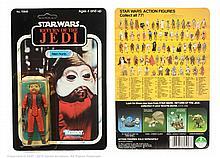 Kenner Star Wars Return of the Jedi Nien Nunb