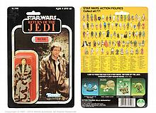 Kenner Star Wars Return of the Jedi Han Solo