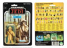 Kenner Star Wars Return of the Jedi Logray (Ewok
