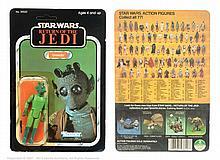 Kenner Star Wars Return of the Jedi Greedo