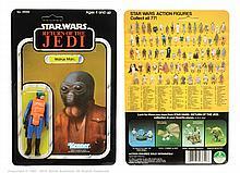 Kenner Star Wars Return of the Jedi Walrus Man