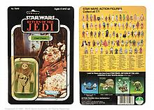 Kenner Star Wars Return of the Jedi Chief Chirpa