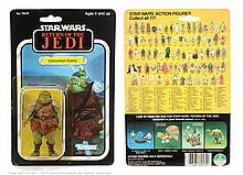 Kenner Star Wars Return of the Jedi Gamorrean