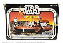 Kenner Star Wars Land Speeder, Excellent