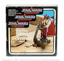 Kenner Star Wars Power of the Force One Man Sand