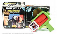 PAIR inc Kenner/Meccano Star Wars Movie Viewers