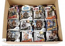 GRP inc Kenner/Hasbro Star Wars thirty-six