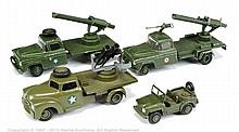 GRP inc Vilmer Military Truck - Dodge Wagon