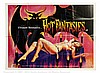 HOT FANTASIES Film Poster. UK Quad, SS, Folded