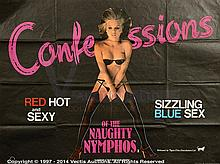 ADULT Film Posters, UK Quads (2)
