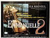 EMMANUELLE (1974) Film Poster Plus Another