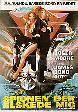 THE SPY WHO LOVED ME (1977) Film Posters (3)