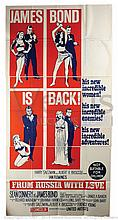 FROM RUSSIA WITH LOVE (1963) Film Poster