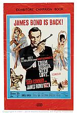 FROM RUSSIA WITH LOVE (1963) UK Exhibitors