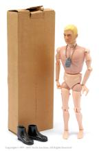 Palitoy Action Man soft painted head figure