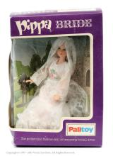 Palitoy Pippa Doll boxed Bride. Condition