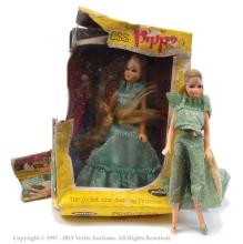 Palitoy Pippa Princess Doll x 2. Condition