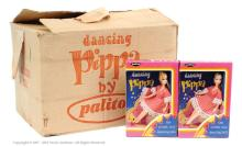 GRP inc Palitoy Pippa Doll - Dancing Pippa x 12