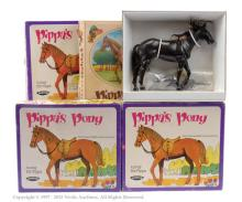 GRP inc Palitoy Pippa Doll Pony x 4. Conditions