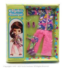 Palitoy Blythe doll boxed Lounging Lovely