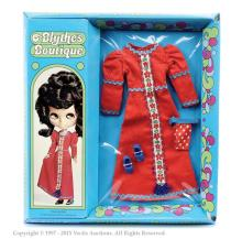 Palitoy Blythe doll boxed Roaming Red outfit