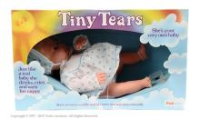 Palitoy Tiny Tears Doll. Condition is Mint