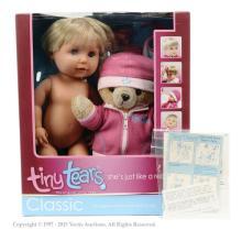 PAIR inc Palitoy Tiny Tears Doll loose leaflet