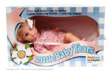 Palitoy Bradgate Little Baby Tears Doll