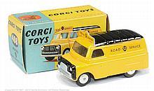 Corgi No.408 Bedford AA Road service Van - deep