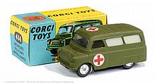 Corgi No.414 Bedford Military Ambulance