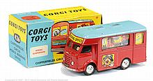 Corgi No.426 Chipperfields Circus Mobile Booking